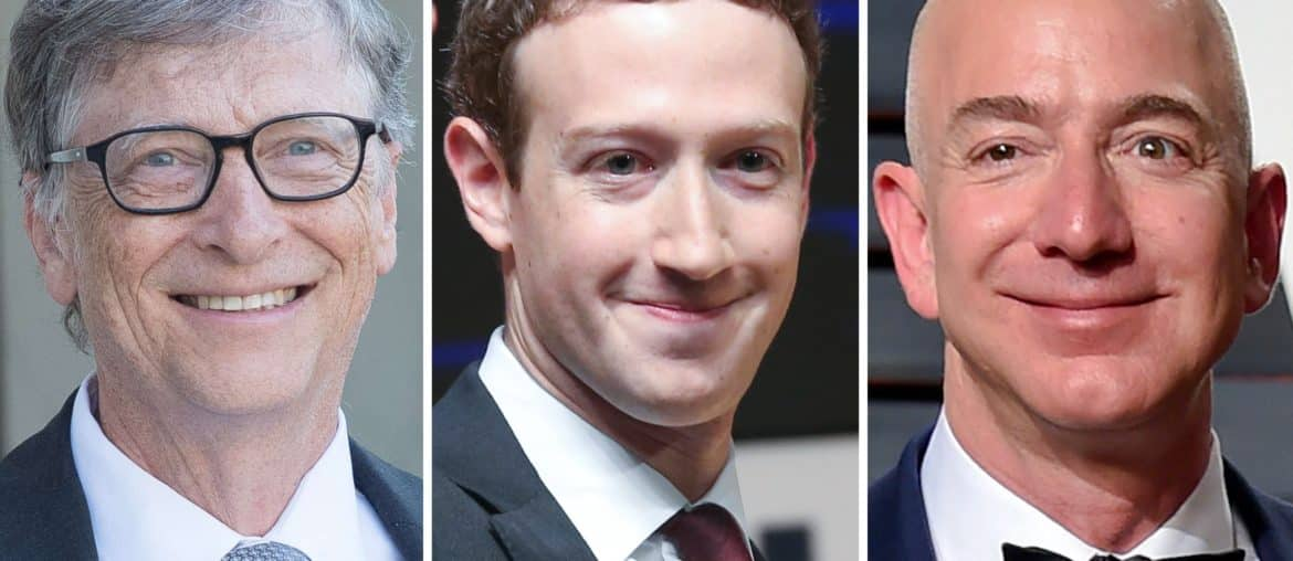 Top 10 Richest People In The World 2018 - Top Billionaire
