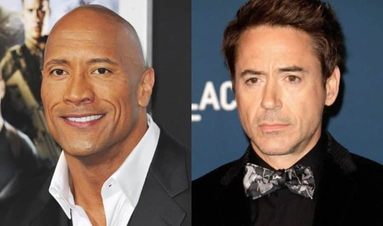 Top 10 Highest Paid Actors of 2018