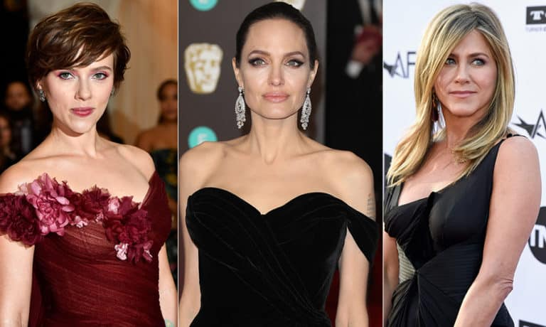10 highest paid actress of Hollywood 2018